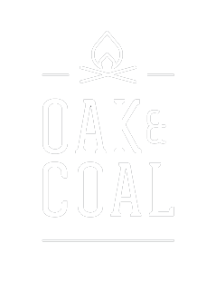 Oak & Coal | Costa Mesa, CA Retina Logo